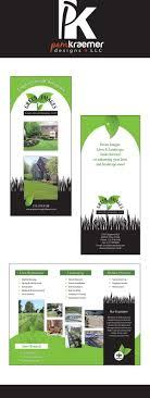 Lawn Care Brochure Brochure Design For A Lawn And Landscape Company Brochure Flyer