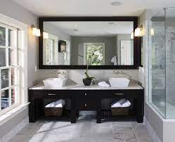 luxury look of high end bathroom vanities