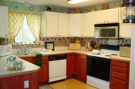 Kitchen Decoration Kitchen Decorations Coffee Station On Small Countertop Space More