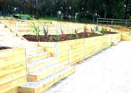 wood retaining wall cost landscape timbers landscape timbers retaining wall landscape timber retaining wall home landscape
