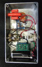 analog man beano boost treble booster effects pedal original style wiring no circuit board