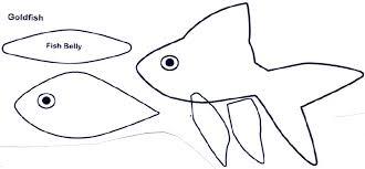 Simple Fish Cutout Www Topsimages Com
