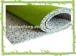 carpet underlay prices. lowest price poliuretan carpet underlay 8mm prices d