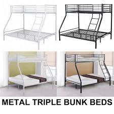 Steel Bedroom Furniture Bedroom Furniture Adult Metal Steel Iron Beds 3 Tier 3 Person