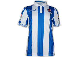 Macron Real Sociedad San Sebastián Home Jersey 18/19