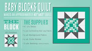 Baby Block Quilt Patterns Impressive The Cutting Table Quilt Blog A Blog For Quilters By Quilters
