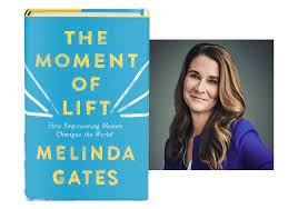 Melinda Gates Moment of Lift Book Russian (Page 1) - Line.17QQ.com