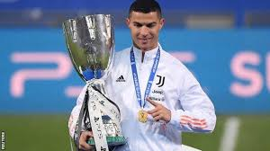 Juventus vs napoli live score and live stream. Juventus 2 0 Napoli Ronaldo Inspires Ninth Super Cup Win Bbc Sport