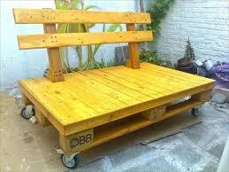 pallet bench seat plans