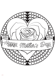 36 Impressionante Disegni Da Colorare Per La Festa Della Mamma