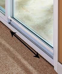 Amazoncom Sliding Glass Door Security Bar White Color Feel Safe