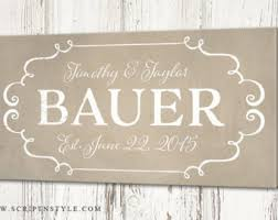 personalized canvas etsy Wedding Date On Canvas personalized family name sign, family established canvas sign, last name sign, personalized canvas wedding date canvas