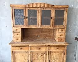 Vintage kitchen furniture Modern Vintage 1920s French Kitchen Pine Wood Cabinet s5ytea Furniture Ideas And Decors Vintage Kitchen Cabinet Etsy