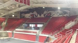 Inside Gym And Seating Picture Of Reynolds Coliseum