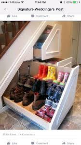 Shoe Storage Solutions 9 Best Storage Ideas Images On Pinterest