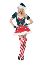 santa s helper costume