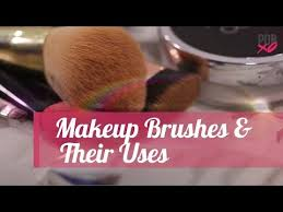 types of makeup brushes their uses makeup for beginners popxo you