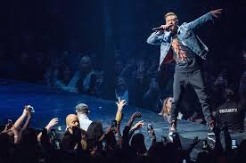 Msg Justin Timberlake Seating Chart Justin Timberlake Crosses 150 Million Mark With Man Of The