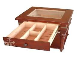end tables end table humidor the cigar humidors coffee tabletop