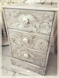 how to wallpaper furniture. cute little chest of drawers that iu0027ve used anaglypta wallpaper on as well how to furniture