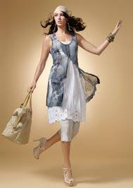 Beautiful Fashion Designer With Fashion Style Dresses With Women