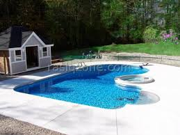 Interesting Small Backyard Inground Pool Design Pictures Ideas