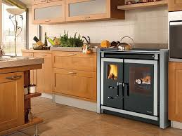 Lacunza Cocina Calefactora Cerrada Clasica 8 TE  Abierta Obra Cocinas Calefactoras De Lea Precios