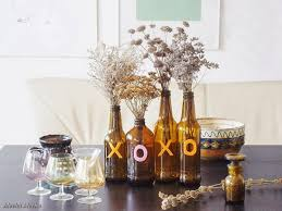 Wine Bottles Decoration Ideas Creative Handmade Wine Bottle Centerpiece Decoration Ideas 84