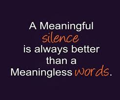 The Power Of Silence Free Yourself From Painful Thoughts Steemit Unique Being Cool Thoughts