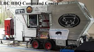 picture of building a competition bbq trailer or food vending trailer