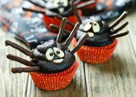 halloween spider cupcakes. Fine Spider Halloween Spider Cupcakes  Vegan Gluten Free Oil Free And Refined Sugar  Free In