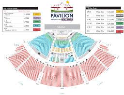 Twc Pavilion Seating Chart 18 Luxury Cynthia Woods Pavilion Seating Chart