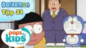 Tuyển Tập Hoạt Hình Doraemon Tiếng Việt Tập 21 - Khu Vườn Trên Không Trung,  Gương Thật Lòng