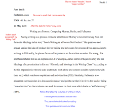 Mla Writing Format 12 1 Formatting Your Paper In Mla A Guide To Rhetoric