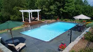 rectangular inground pool images - Google Search