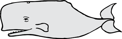 Image result for whale clipart