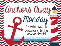 Revise And Edit Anchor Chart Anchors Away Monday Revising And Editing Crafting Connections