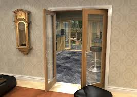 how to install internal french doors