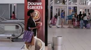 Douwe Egberts Vending Machine Impressive YawnActivated Vending Machine Dispenses Douwe Egberts Coffee In