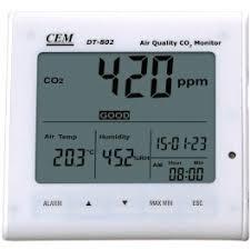 DT-802 купить и узнать цену | <b>Газоанализатор CEM DT-802</b>