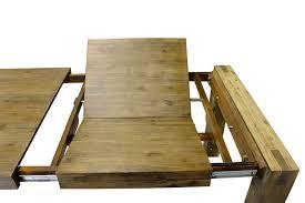 Sedex Esstisch Designer Tisch Massiv Ausziehbar 160 220x90 Cm Akazie