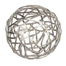 Decorative Metal Balls Decorative Metal Sphere Balls Wayfair 42
