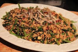 But the outcome is satisfying. I Wish I Was In Thailand Nasi Goreng Kampung Malaysian Fried Rice Village Style