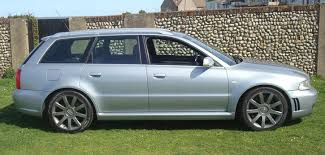 Used 2001 Audi RS4 RS4 QUATTRO AVANT for sale in North Norfolk ...