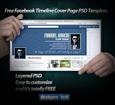 facebook timeline cover page psd template by mgraphicdesign