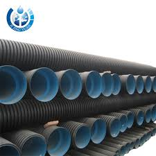 china underground subdrainage specification and black color hdpe corrugated plastic drainage pipe china hdpe corrugated pipe pe drainage pipe