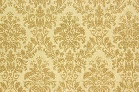 vintage wallpaper. Modren Vintage 1960s Vintage Wallpaper Gold Brown Damask   On T