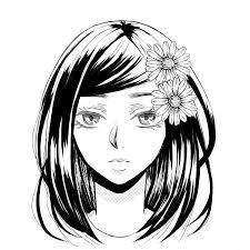 茉莉ようid42689のオリジナル女の子カサブランカに関する