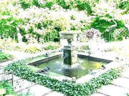 small backyard water features water fountain backyard water fountain ideas backyard water fountains outdoor images small