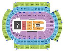 Miranda Lambert Seating Chart Miranda Lambert Saint Paul Tickets 2019 Miranda Lambert